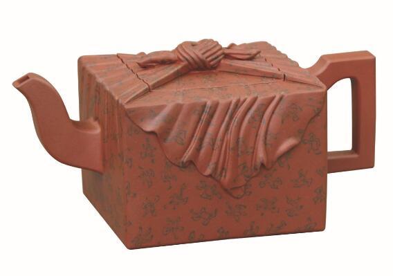 """紫砂壶绞泥大家――孔小明与他的""""孔家壶"""""""